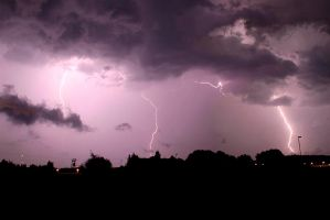 ThunderStorm by KaiSuomiPhotography