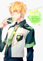 Noiz  Birthday by MistUnreal