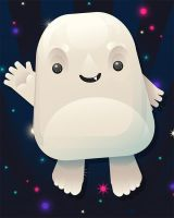 Tutorial: Doctor Who Adipose Vector by marywinkler
