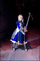 Arturia Pendragon by YuukiCosplayer