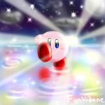 Kirby in a Magical place(edit) by Fushidane