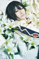 Code Geass_Bless in white by HAN-Kouga