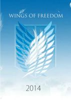Wings Of Freedom 2014 by ShadowRaptor89