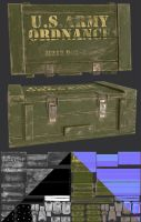 Army Crate by atlantacus