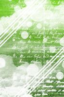 Grass on Text by agasmi