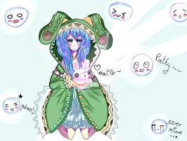 Yoshino DateAlive by MeIonPanDesu