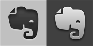 Evernote Token icon by cyrusza