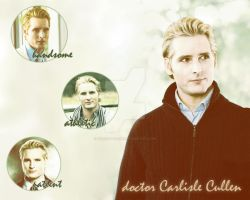 Doctor Carlisle Cullen by TheKeytoTime