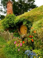 Lovely Hobbiton by jacobjellyroll