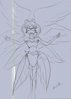 8 winged angel by the-Element