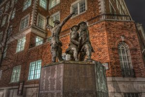 The National Firefighters Memorial by farigiovanni