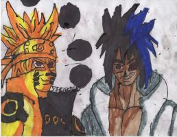 Brothers Reunited by ChahlesXavier
