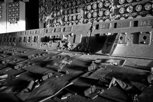 Control Room Detail by z0th