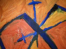 Abstracted detail 2 by hermitsrme