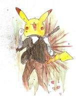 Pika Joe FTW by artonaSTICK
