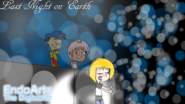 The Soft Rocks 6 - Last Night on Earth by Endo1357