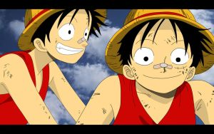 Luffy Movie 4 by MrsLuffy07
