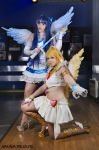 Two angels 1 by Shoko-Cosplay