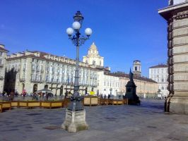 Piazza Castello_Lamp type 2.1 by PsikoPower