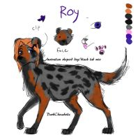 Roy for Ch-k by DarkChocaholic