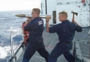 Americas Navy budget cuts addition! by The--Mad--Russian