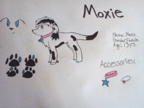 Moxie ref by Sexygirl2011
