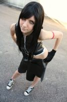 Tifa Lockhart. by KNami