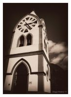 Chapel in Sao Vicente by SonicSyndrome