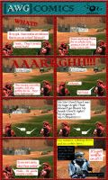 AWG Comics Issue 8 by GameKeeperX
