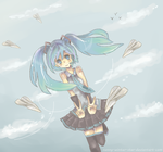 Paper Planes by Sunny-Winter-Star