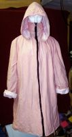 Seras's pink coat by hiddentalent1