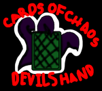 Cards of Chaos Logo (Alone) by Dianamond