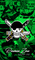 One Piece Wallpapers Mobile : New World , Zoro by Fadil089665
