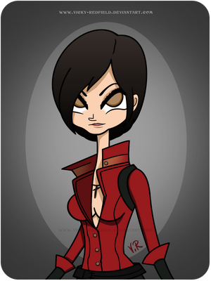 Ada Wong - Resident Evil 6 by VickyxRedfield