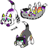 Ravid X Unnamed Litter - Closed by KittehzAdopts