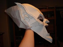 Green Goblin Mask So Far 2 by MasterChief42283