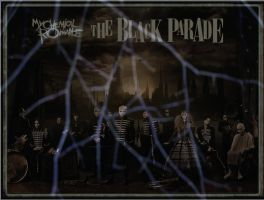 Black Parade modified by rinoa2530