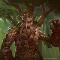 Ent - Protector of the Forest by texahol