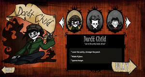 Don't Starve Meme - DordtChild by DordtChild