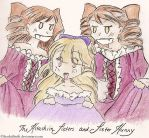 Ouran Sisters by ItoshiiSteffi