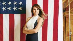 Dont Hate on Melania by darkriddle1