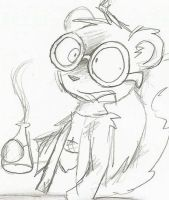 HTF School:Trouble In the Lab by Sylladexter
