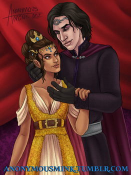 Reylo: Imperial Couple by AnonymousMink