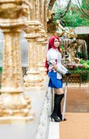 Erza Scarlet from Fairy Tail by JustineRells