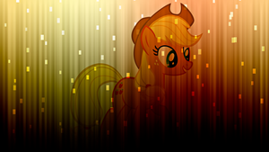 AppleJack Wallpaper by alanfernandoflores01