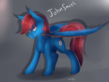 Gift for Johnsmith by ImShySoIhide