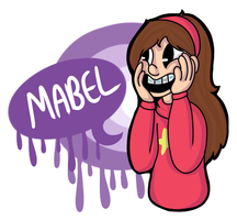 Mabel by JamesBernardin