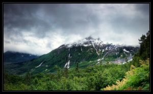 Alaskan Peak by CashMcL