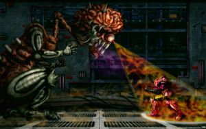 Super Metroid In High Def by Arcadian83