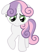 Throwback Thursday #16 - Sad Little Sweetie by wildtiel